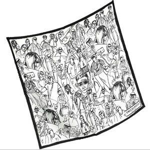 Emilio Pucci - Tourist in Florence Print Silk